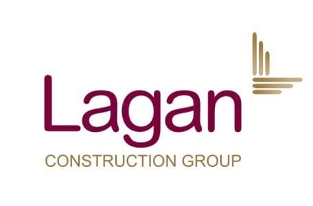 lagan construction group logo