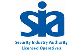 SIA licensed security guards