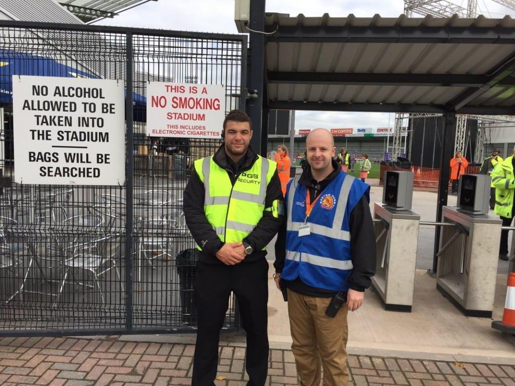 platinum gate security guards