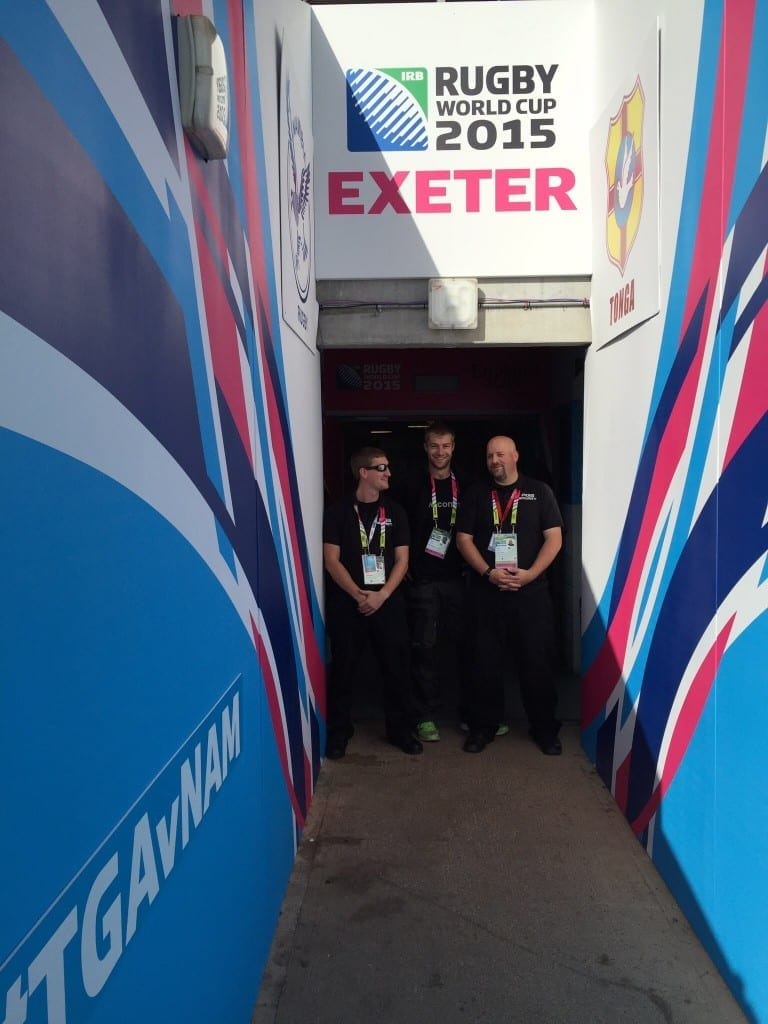 exeter security services